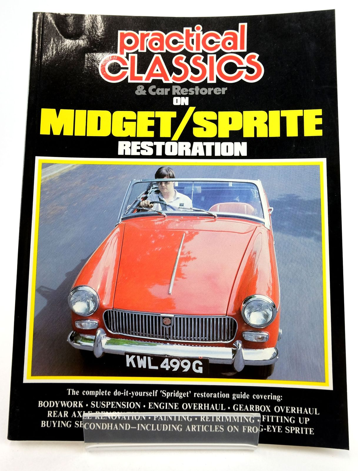 Photo of PRACTICAL CLASSICS & CAR RESTORER ON MIDGET/SPRITE RESTORATION published by Brooklands Books (STOCK CODE: 1819928)  for sale by Stella & Rose's Books