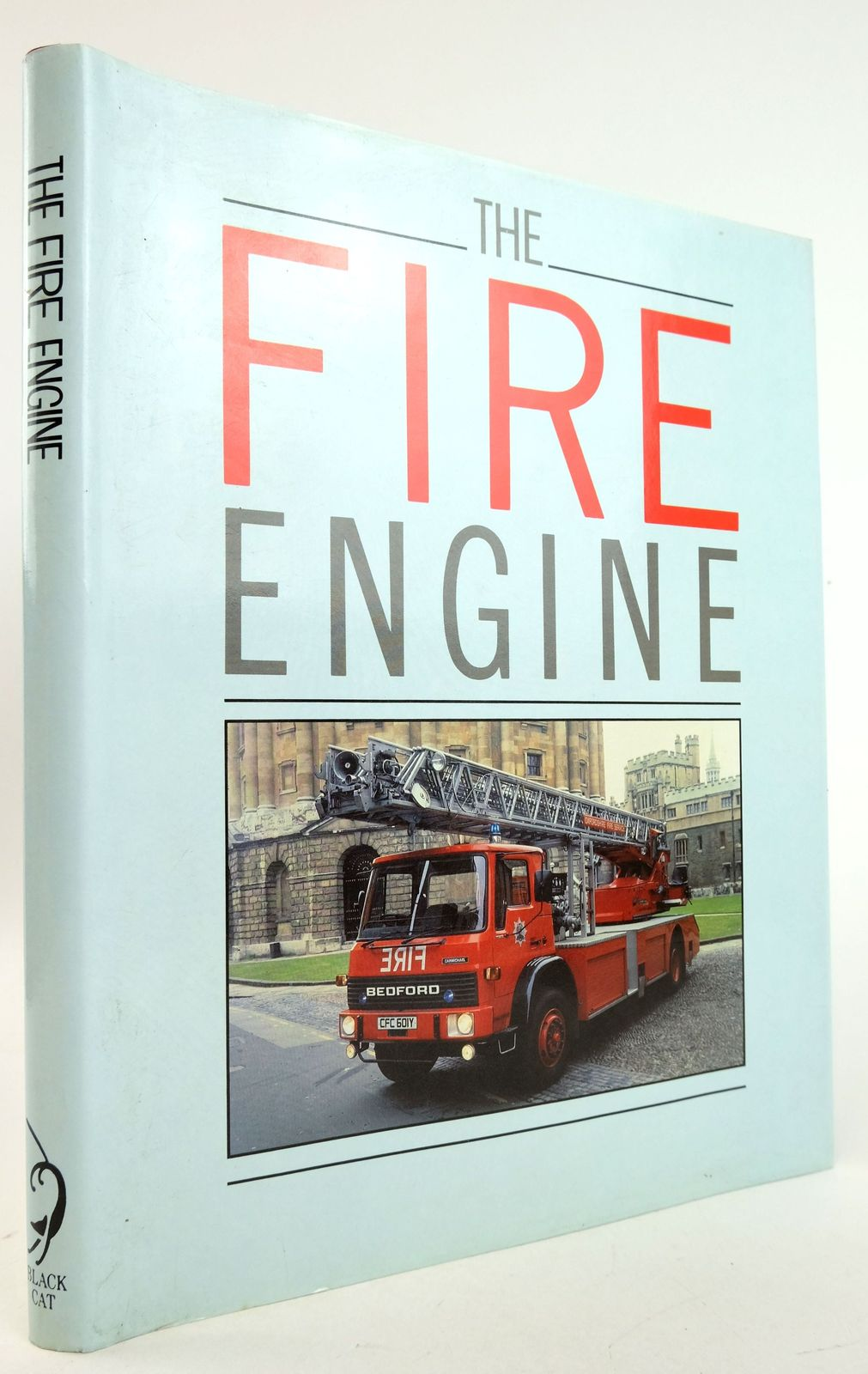 Photo of THE FIRE ENGINE: AN ILLUSTRATED HISTORY written by Goodenough, Simon published by Orbis Publishing Ltd. (STOCK CODE: 1819931)  for sale by Stella & Rose's Books