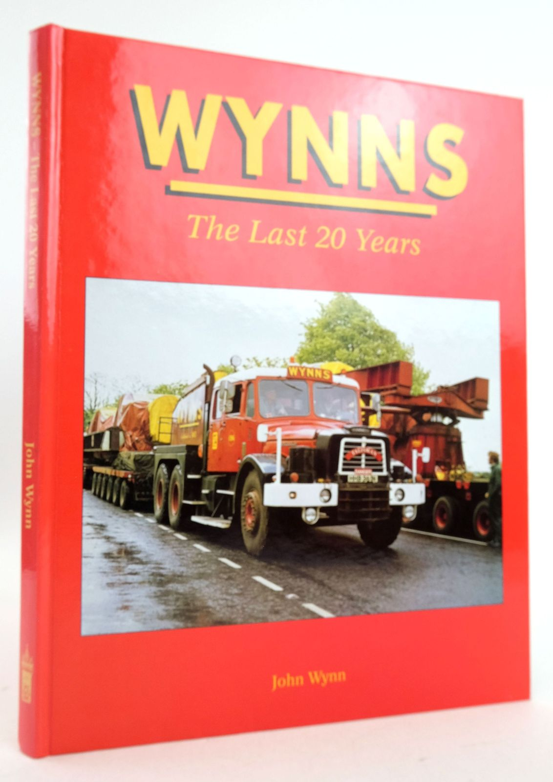 Photo of WYNNS THE LAST 20 YEARS written by Wynn, John published by P.M. Heaton Publishing (STOCK CODE: 1819937)  for sale by Stella & Rose's Books