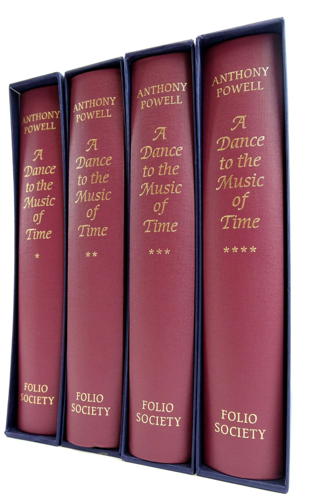 Photo of A DANCE TO THE MUSIC OF TIME (4 VOLUMES)- Stock Number: 1819998