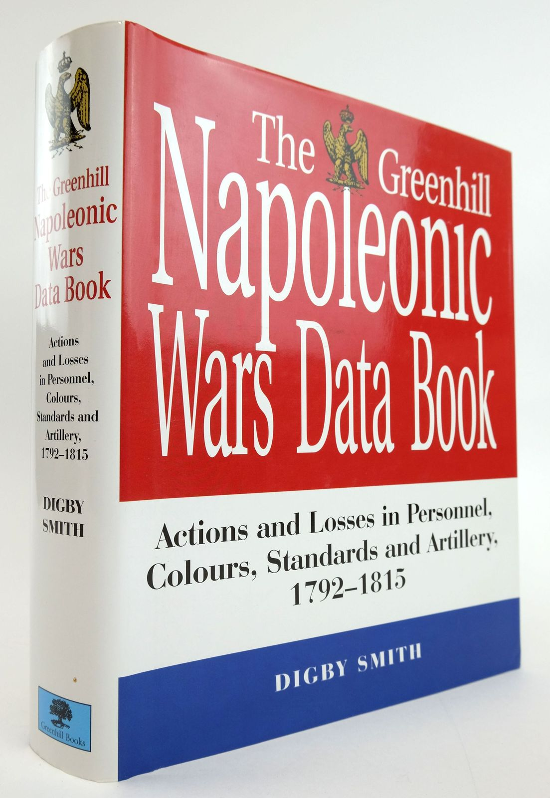 Photo of THE GREENHILL NAPOLEONIC WARS DATA BOOK- Stock Number: 1820014
