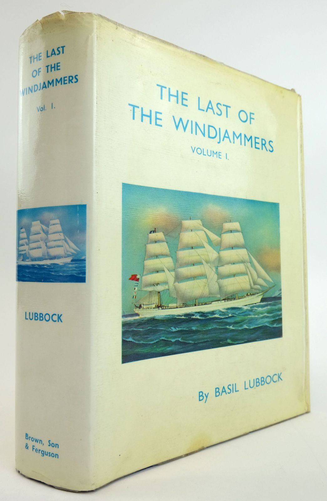 Photo of THE LAST OF THE WINDJAMMERS VOLUME 1- Stock Number: 1820020