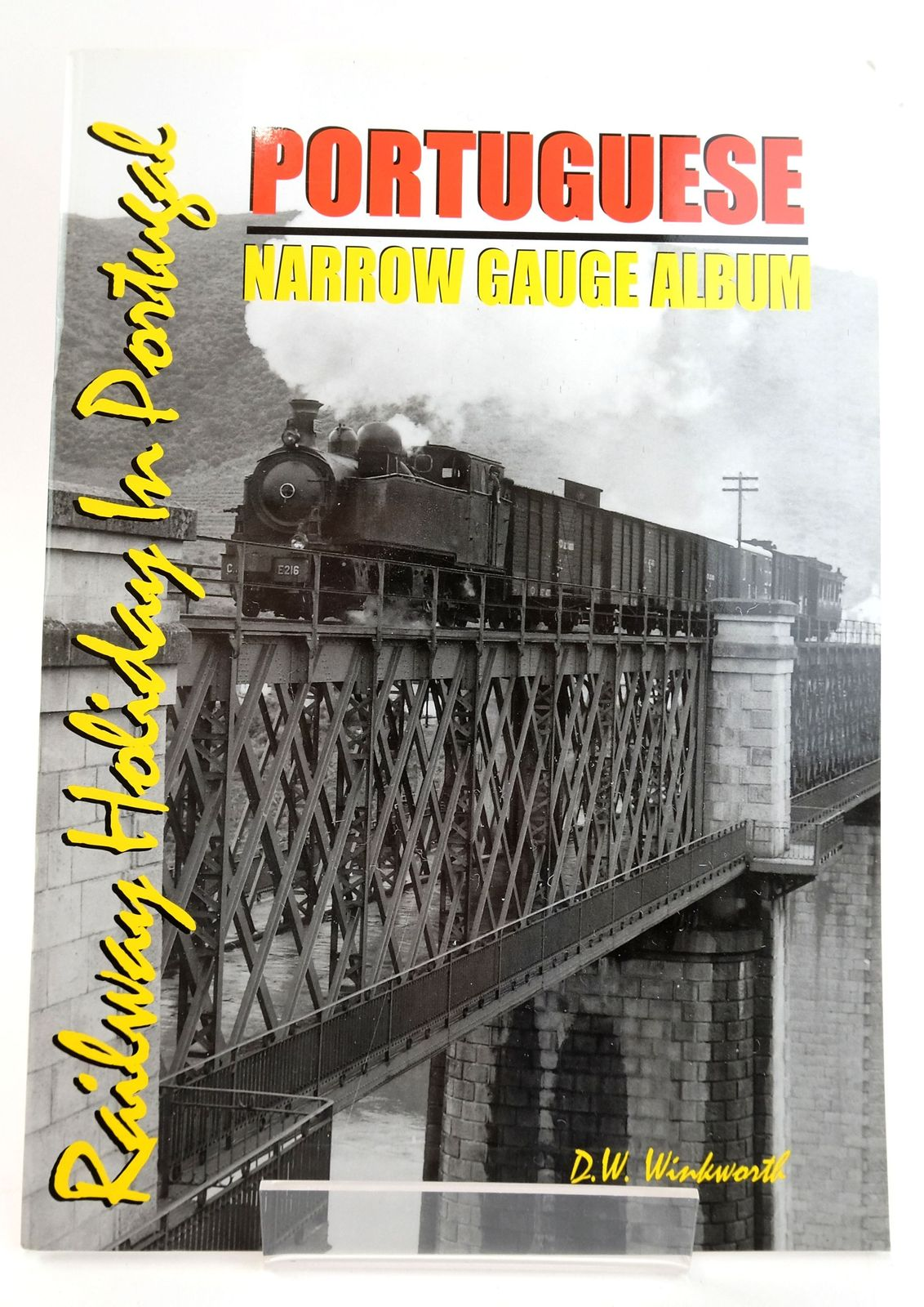 Photo of PORTUGUESE NARROW GAUGE ALBUM written by Winkworth, D.W. published by Irwell Press (STOCK CODE: 1820025)  for sale by Stella & Rose's Books