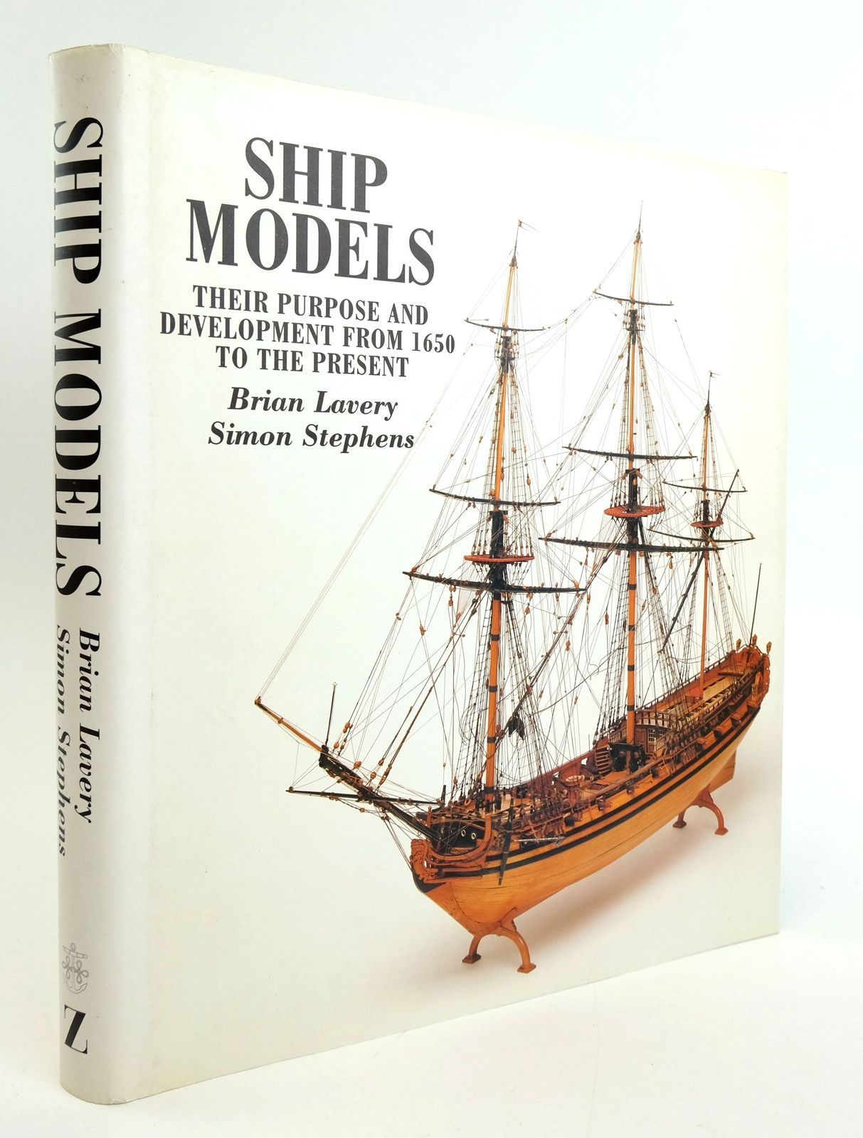 Photo of SHIP MODELS: THEIR PURPOSE AND DEVELOPMENT FROM 1650 TO THE PRESENT written by Lavery, Brian