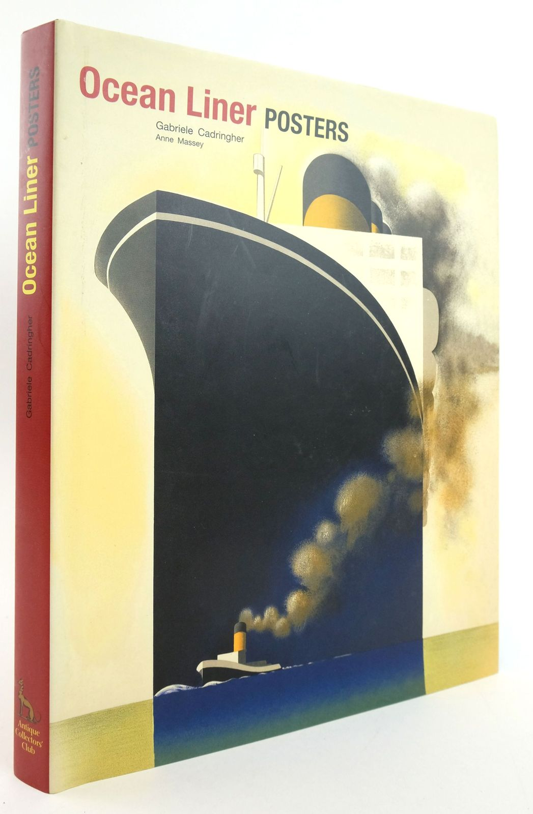 Photo of OCEAN LINER POSTERS written by Cadringher, Gabriele Massey, Anne published by Antique Collectors' Club (STOCK CODE: 1820050)  for sale by Stella & Rose's Books