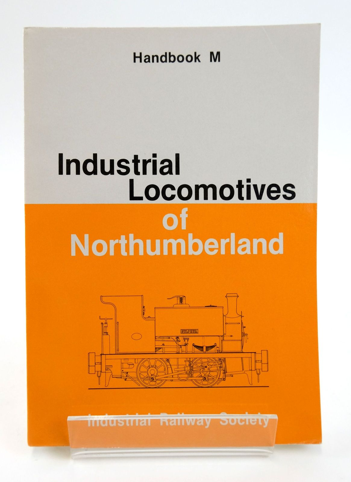 Photo of INDUSTRIAL LOCOMOTIVES OF NORTHUMBERLAND- Stock Number: 1820064