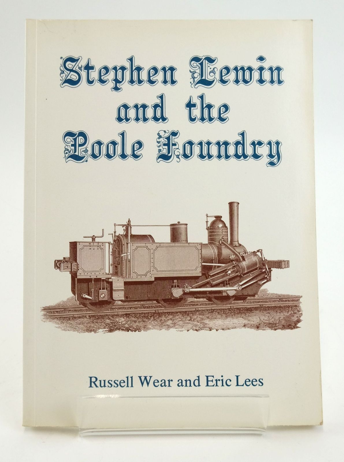 Photo of STEPHEN LEWIN AND THE POOLE FOUNDRY- Stock Number: 1820065