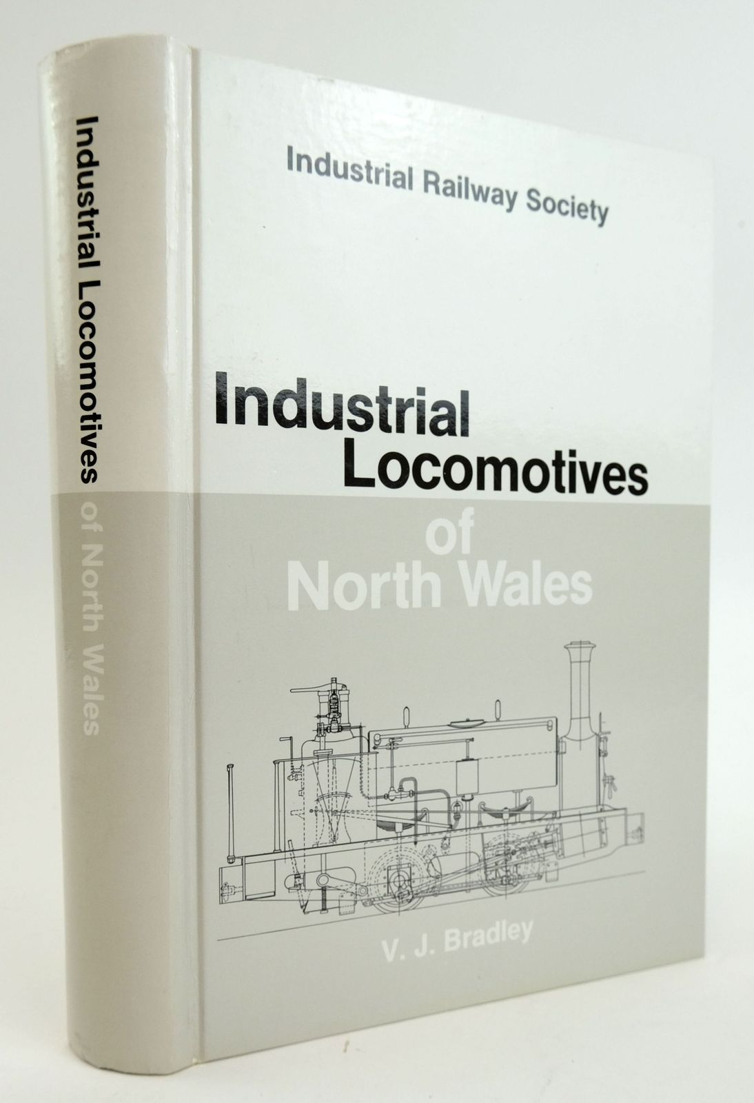 Photo of INDUSTRIAL LOCOMOTIVES OF NORTHUMBERLAND written by Bradley, V.J. published by The Industrial Railway Society (STOCK CODE: 1820068)  for sale by Stella & Rose's Books
