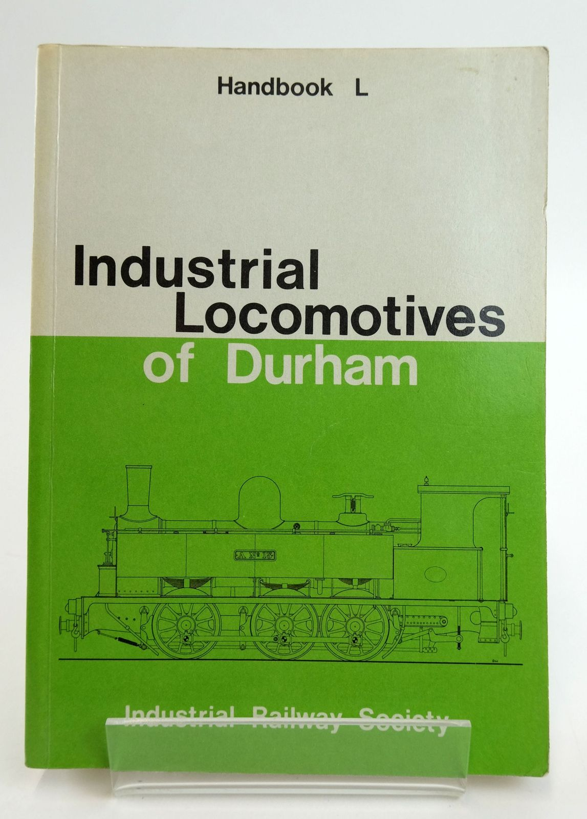 Photo of INDUSTRIAL LOCOMOTIVES OF DURHAM written by Mountford, Colin E. Charlton, L.G. published by The Industrial Railway Society (STOCK CODE: 1820070)  for sale by Stella & Rose's Books