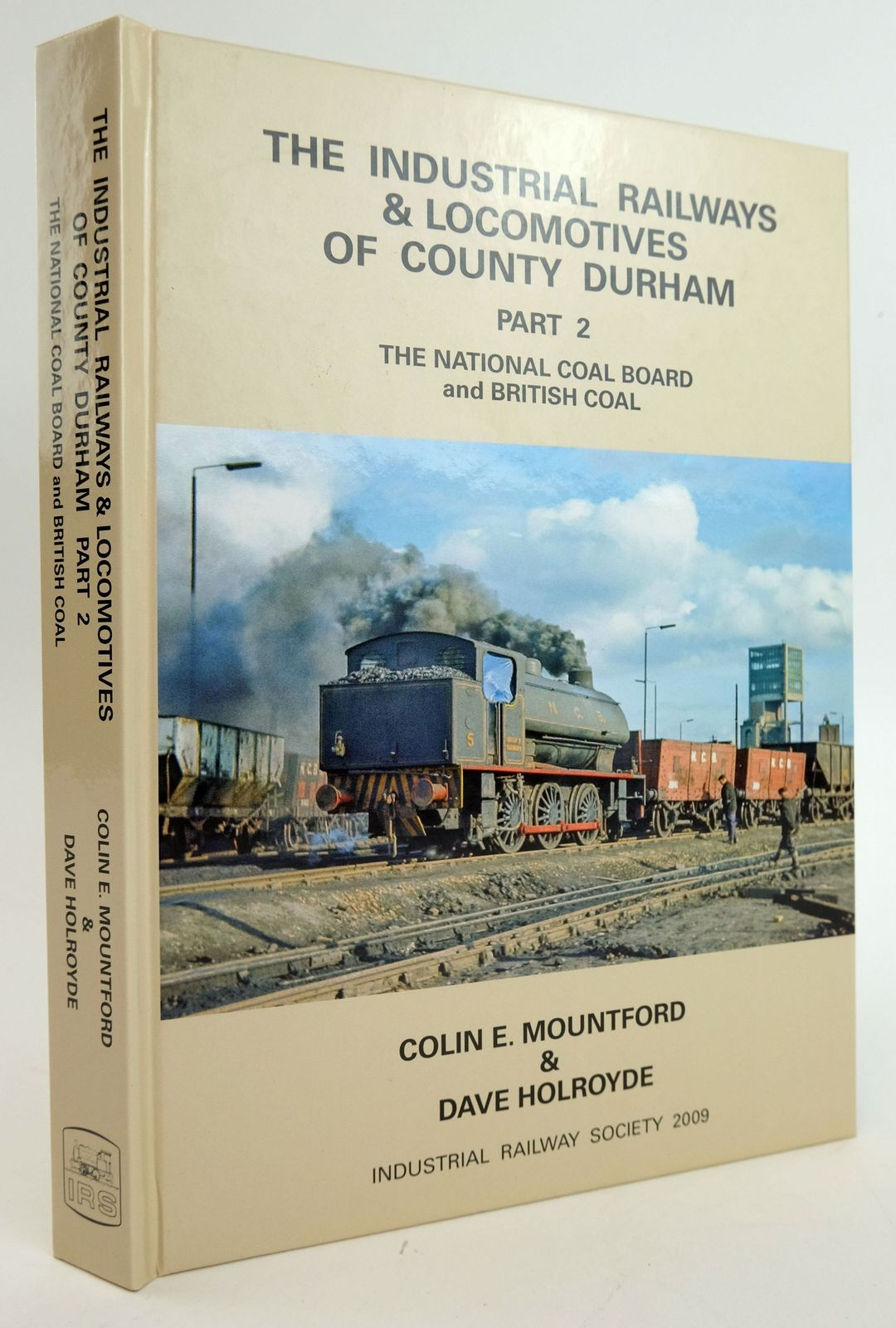 Photo of THE INDUSTRIAL RAILWAYS & LOCOMOTIVES OF COUNTY DURHAM PART 2- Stock Number: 1820073