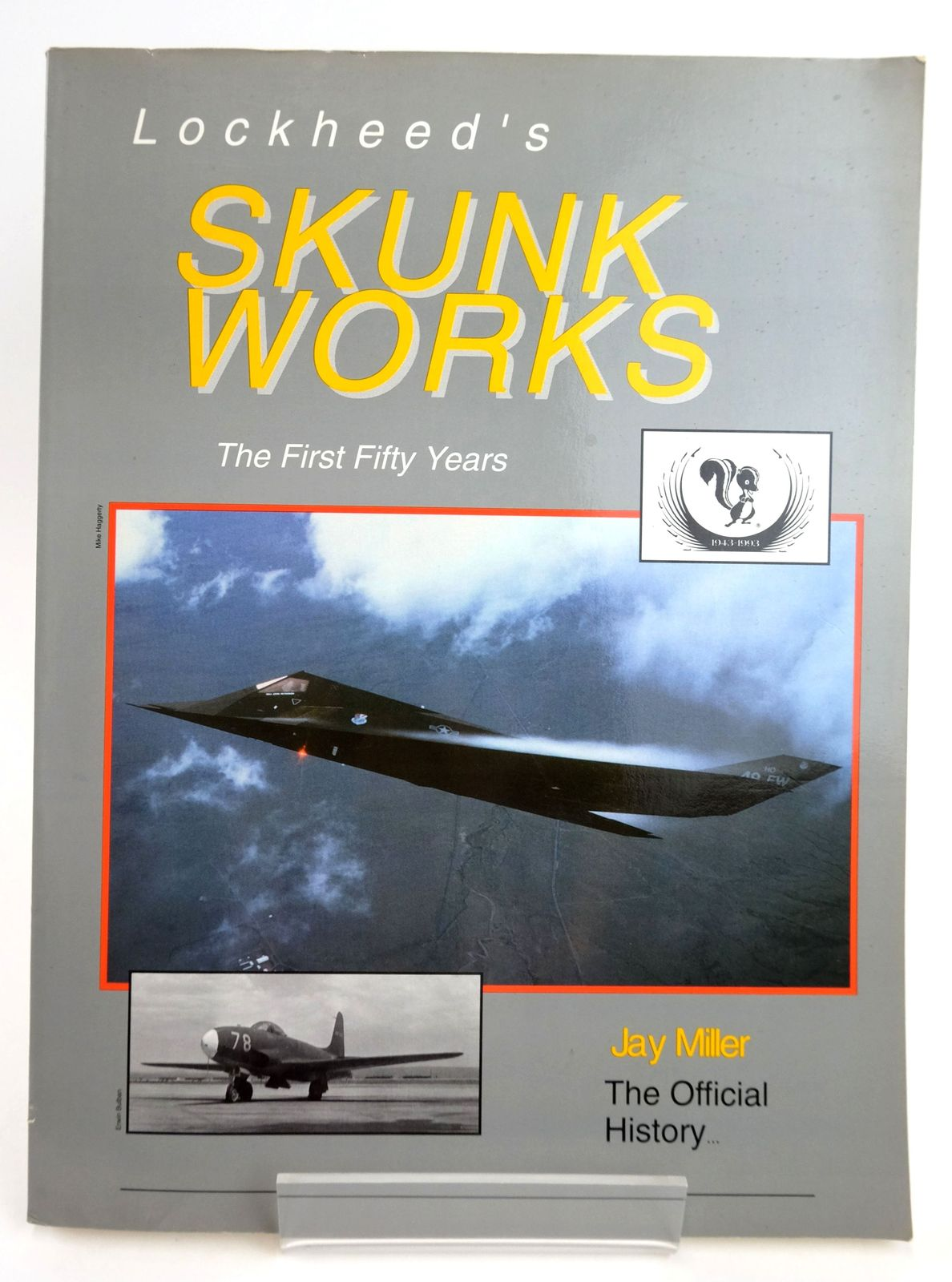 Photo of LOCKHEED'S SKUNK WORKS: THE FIRST FIFTY YEARS written by Miller, Jay published by Aerofax (STOCK CODE: 1820084)  for sale by Stella & Rose's Books