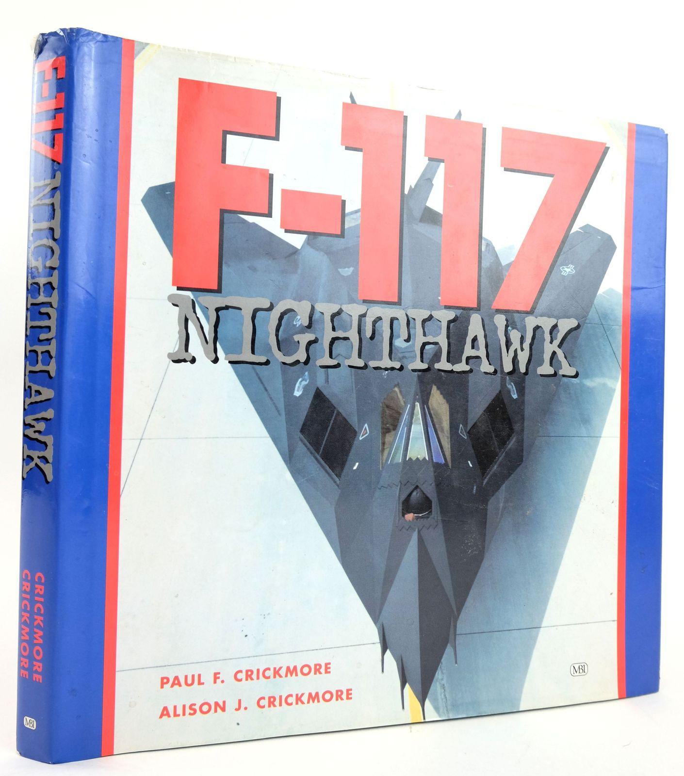 Photo of F-117 NIGHTHAWK- Stock Number: 1820085