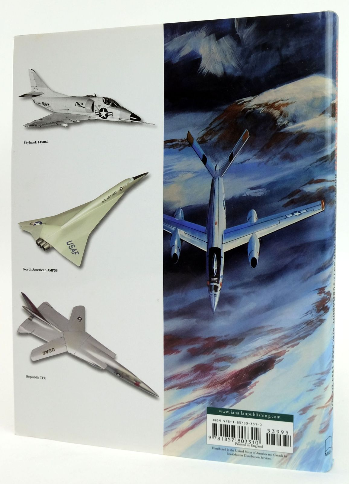 Photo of AMERICAN SECRET PROJECTS: BOMBERS, ATTACK & ANTI-SUBMARINE AIRCRAFT 1945-1974 written by Buttler, Tony published by Midland (STOCK CODE: 1820088)  for sale by Stella & Rose's Books