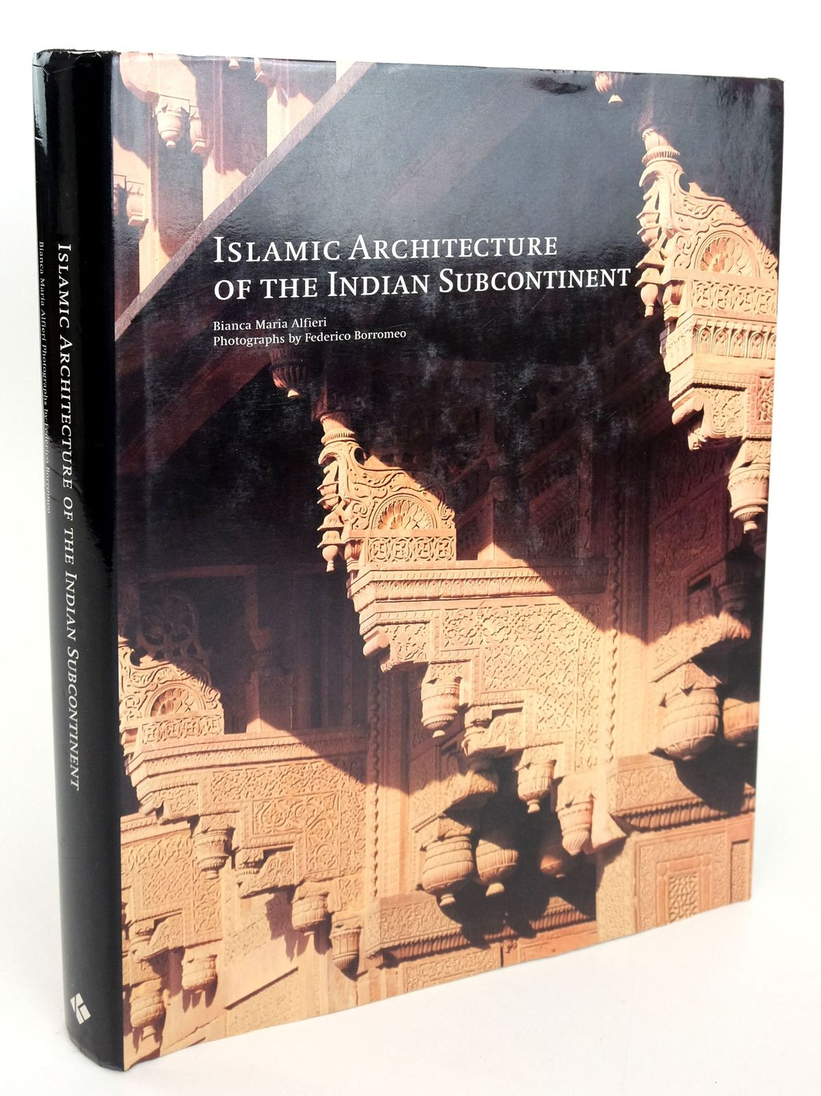 Photo of ISLAMIC ARCHITECTURE OF THE INDIAN SUBCONTINENT written by Alfieri, Bianca Maria published by Laurence King Publishing (STOCK CODE: 1820096)  for sale by Stella & Rose's Books