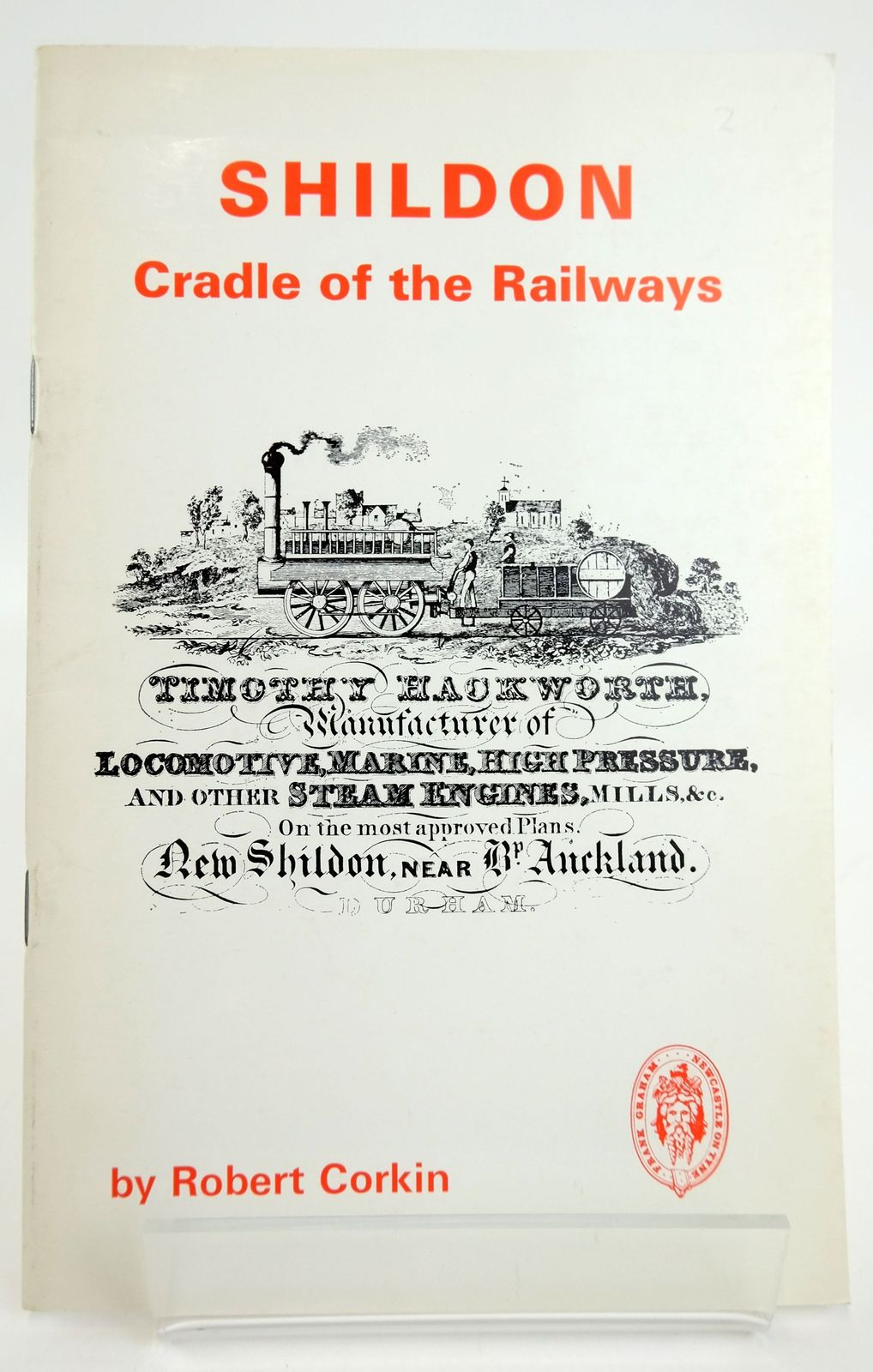 Photo of SHILDON - CRADLE OF THE RAILWAYS- Stock Number: 1820106