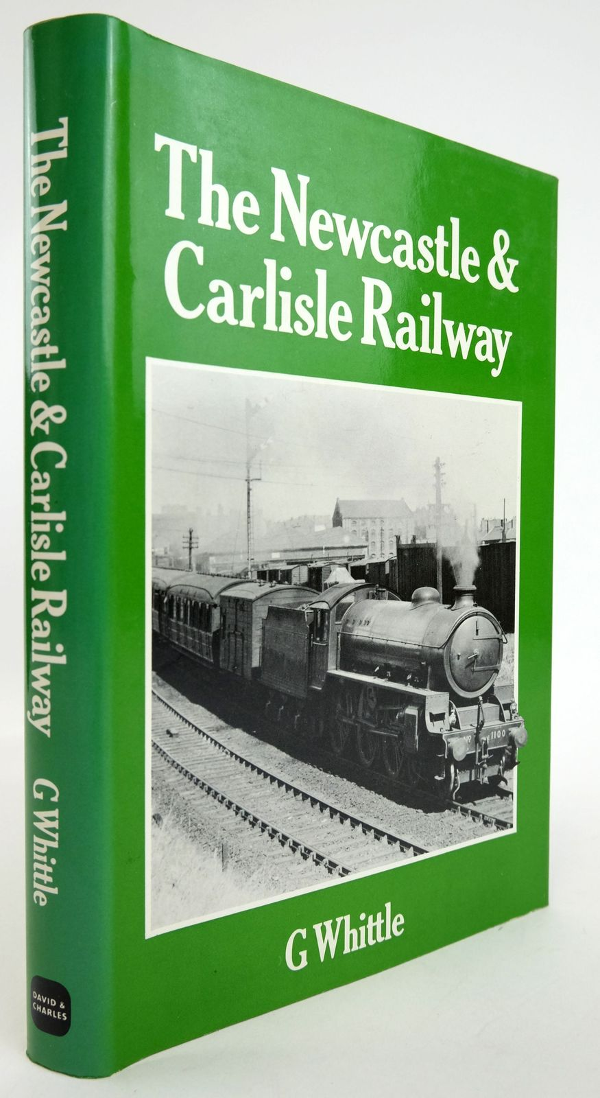 Photo of THE NEWCASTLE & CARLISLE RAILWAY- Stock Number: 1820113