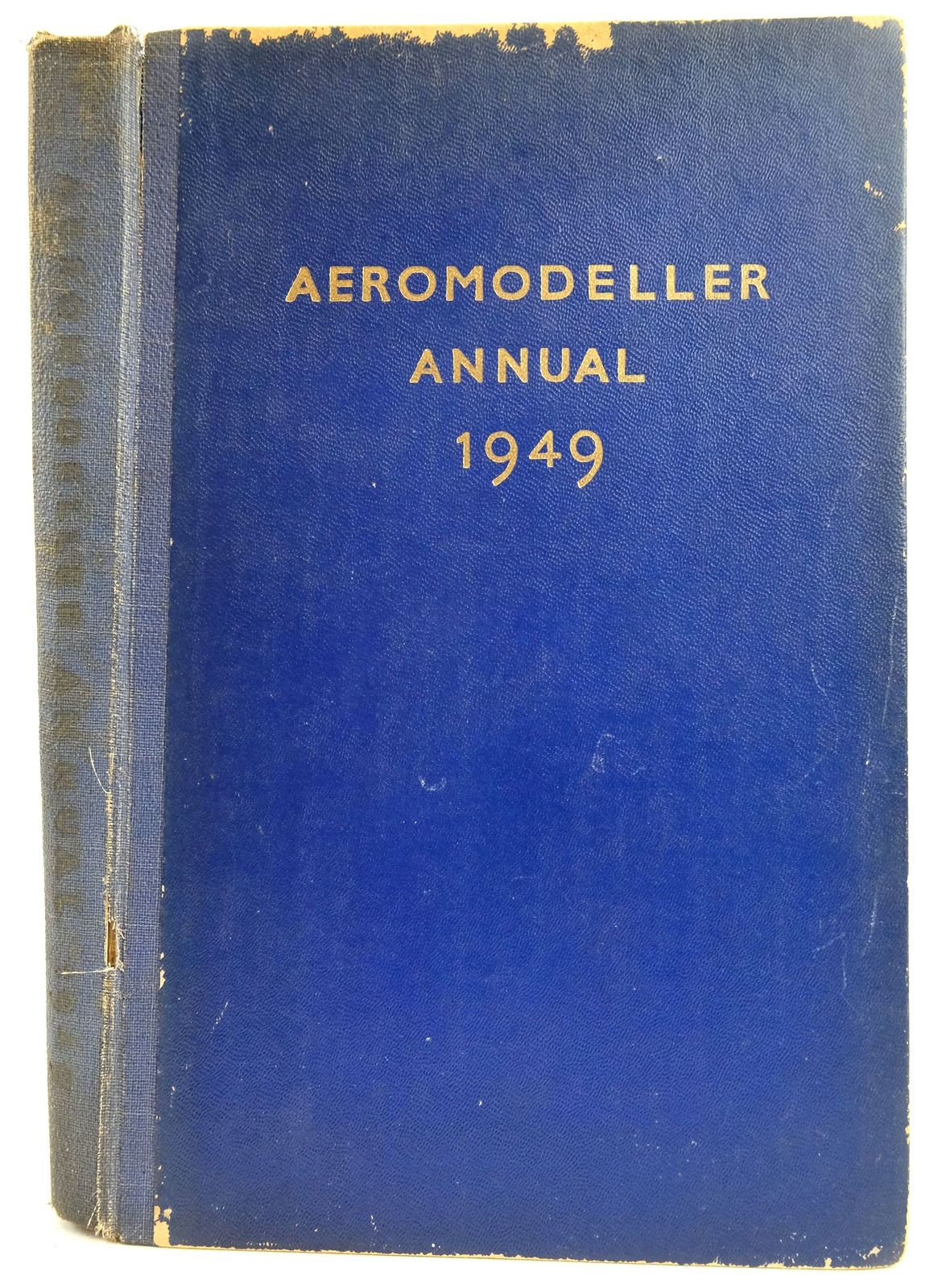 Photo of AEROMODELLER ANNUAL 1949 written by Laidlaw-Dickson, D.J. Russell, D.A. published by Model Aeronautical Press Limited (STOCK CODE: 1820123)  for sale by Stella & Rose's Books