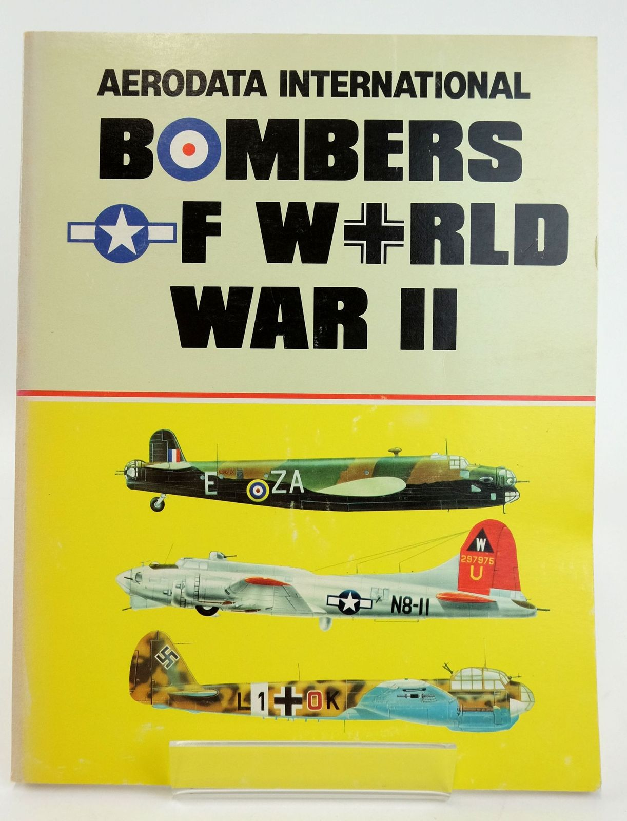 Photo of BOMBERS OF WORLD WAR II VOLUME 1 written by Moyes, Philip J.R. et al, published by Aerodata International (STOCK CODE: 1820141)  for sale by Stella & Rose's Books