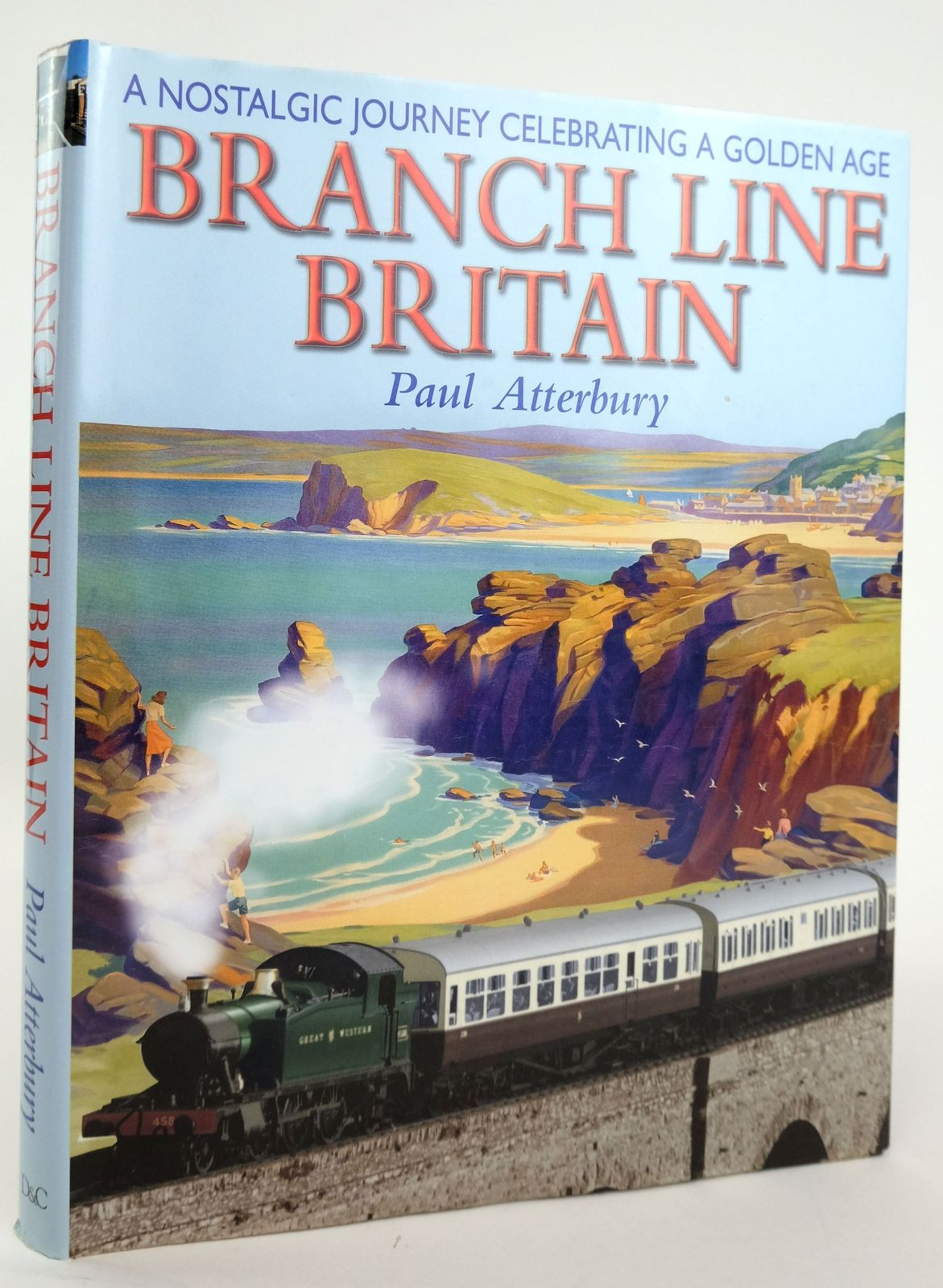 Photo of BRANCH LINE BRITAIN written by Atterbury, Paul published by David & Charles (STOCK CODE: 1820147)  for sale by Stella & Rose's Books