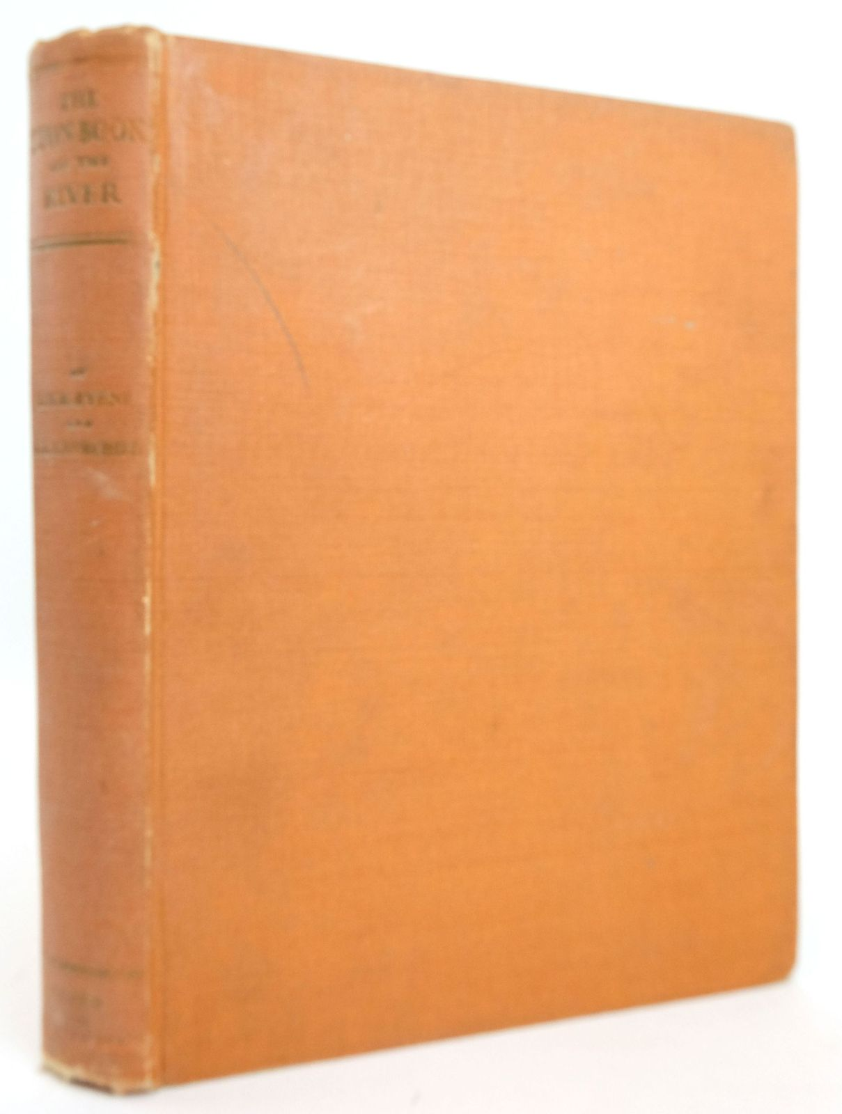 Photo of THE ETON BOOK OF THE RIVER- Stock Number: 1820179