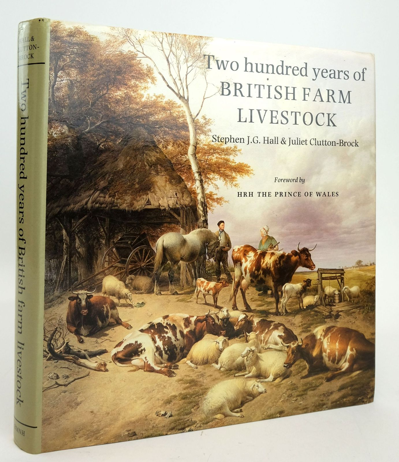 Photo of TWO HUNDRED YEARS OF BRITISH FARM LIVESTOCK written by Hall, Stephen J.G. Clutton-Brock, Juliet published by British Museum (Natural History) (STOCK CODE: 1820180)  for sale by Stella & Rose's Books