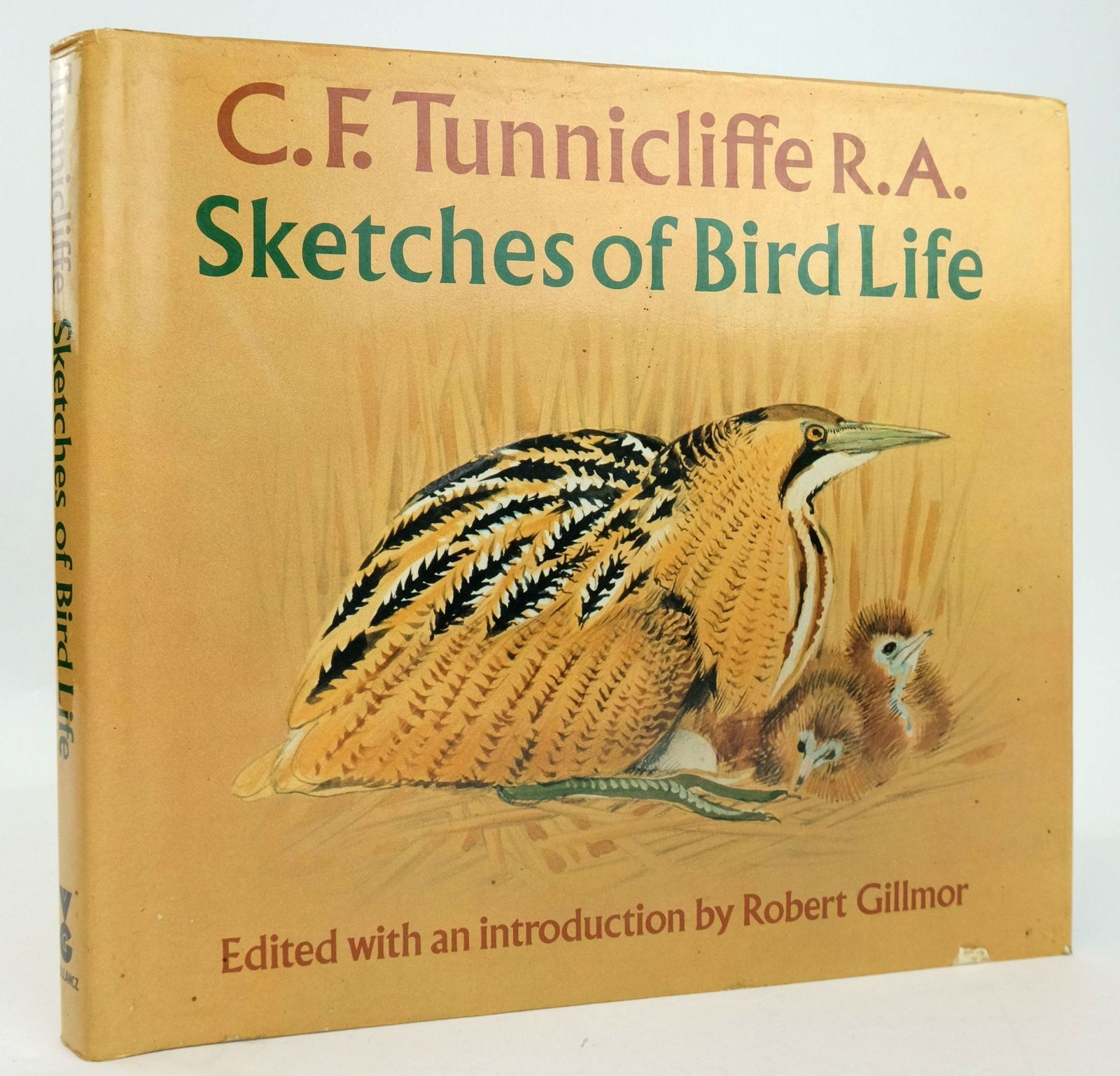 Photo of SKETCHES OF BIRD LIFE written by Gillmor, Robert illustrated by Tunnicliffe, C.F. published by Victor Gollancz (STOCK CODE: 1820181)  for sale by Stella & Rose's Books
