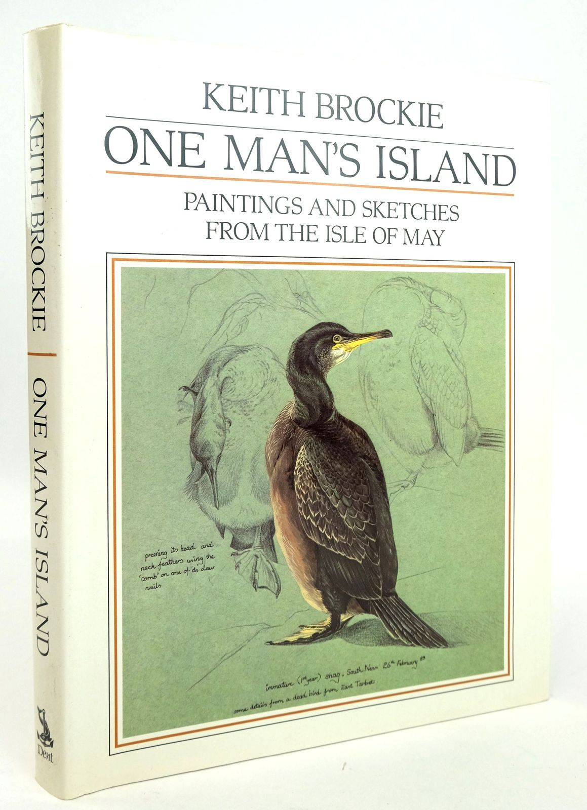 Photo of ONE MAN'S ISLAND written by Brockie, Keith illustrated by Brockie, Keith published by J.M. Dent & Sons Ltd. (STOCK CODE: 1820183)  for sale by Stella & Rose's Books