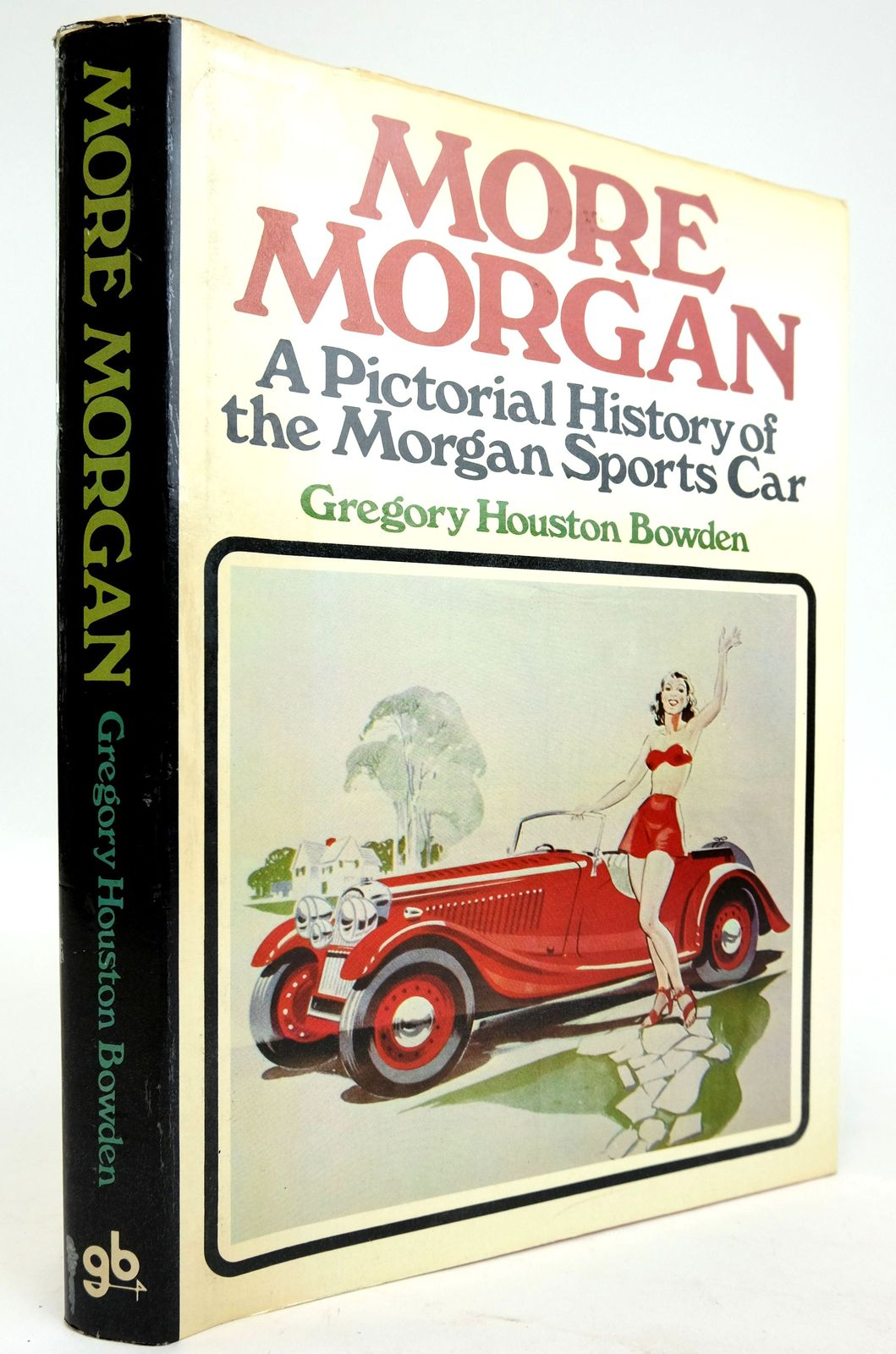Photo of MORE MORGAN written by Bowden, Gregory Houston published by Gentry Books (STOCK CODE: 1820201)  for sale by Stella & Rose's Books