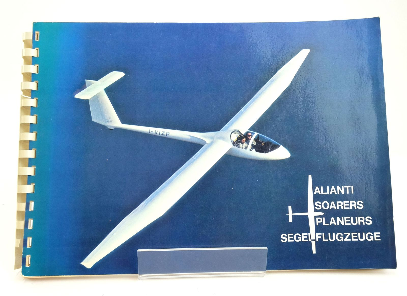 Photo of ALIANTI SOARERS PLANEURS SEGELFLUGZEUGE- Stock Number: 1820206