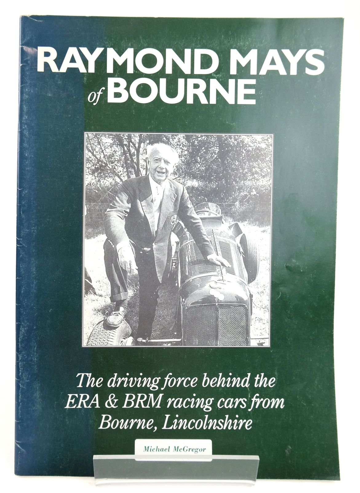 Photo of RAYMOND MAYS OF BOURNE written by McGregor, Michael (STOCK CODE: 1820209)  for sale by Stella & Rose's Books