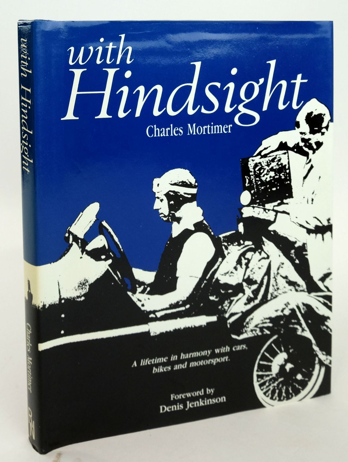 Photo of WITH HINDSIGHT written by Mortimer, Charles published by Richard Netherwood Limited (STOCK CODE: 1820215)  for sale by Stella & Rose's Books