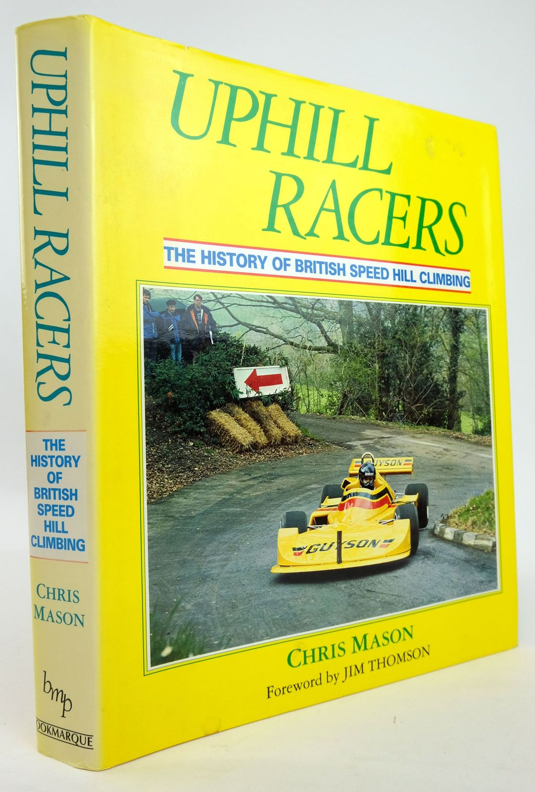 Photo of UPHILL RACERS: THE HISTORY OF BRITISH SPEED HILL CLIMBING- Stock Number: 1820218
