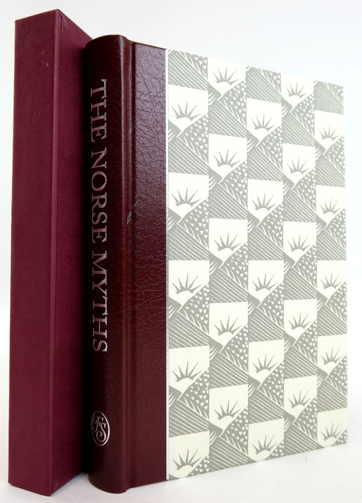 Photo of THE NORSE MYTHS written by Crossley-Holland, Kevin illustrated by Lydbury, Jane published by Folio Society (STOCK CODE: 1820222)  for sale by Stella & Rose's Books