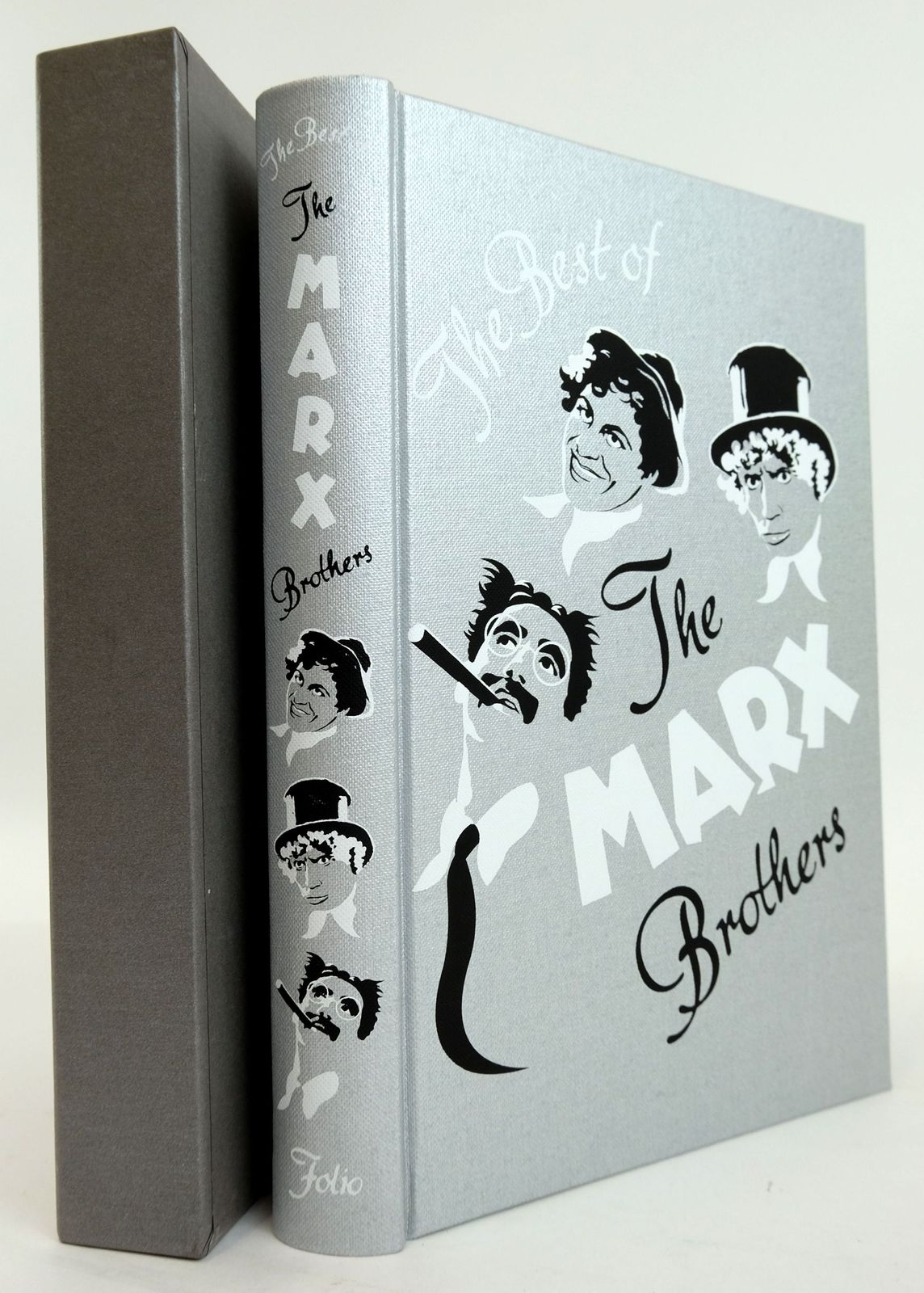 Photo of THE BEST OF THE MARX BROTHERS- Stock Number: 1820236