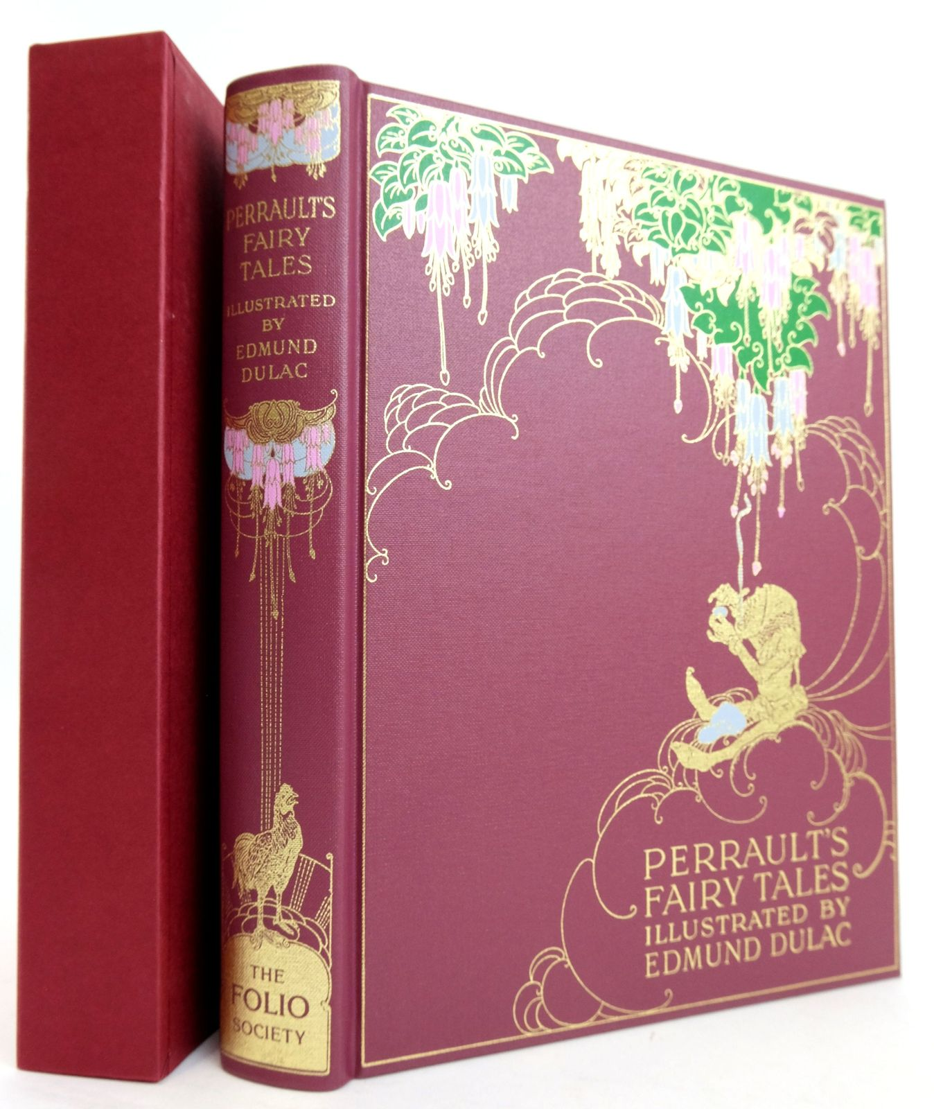 Photo of THE FAIRY TALES OF CHARLES PERRAULT- Stock Number: 1820238