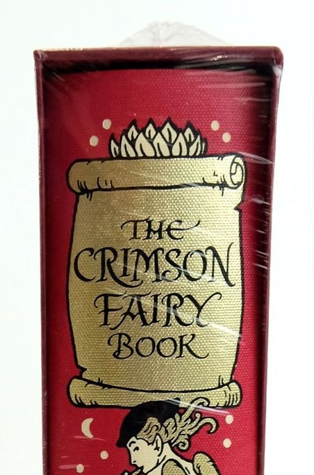 Photo of THE CRIMSON FAIRY BOOK written by Lang, Andrew Duffy, Carol Ann illustrated by Stevens, Tim published by Folio Society (STOCK CODE: 1820249)  for sale by Stella & Rose's Books
