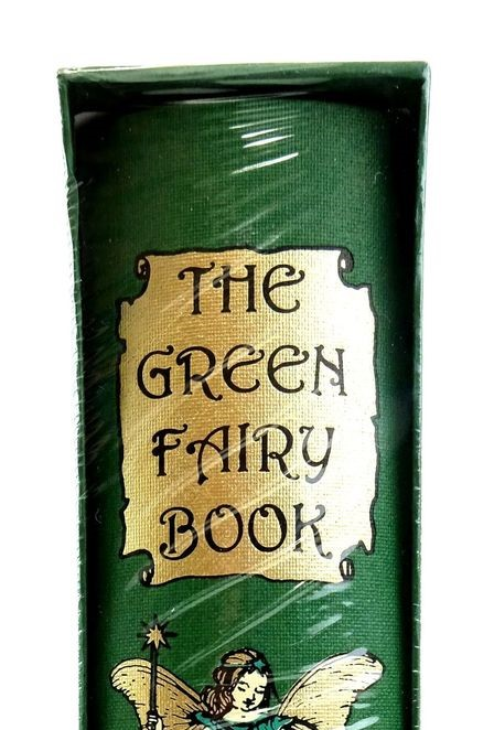 Photo of THE GREEN FAIRY BOOK- Stock Number: 1820250