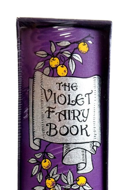 Photo of THE VIOLET FAIRY BOOK- Stock Number: 1820251