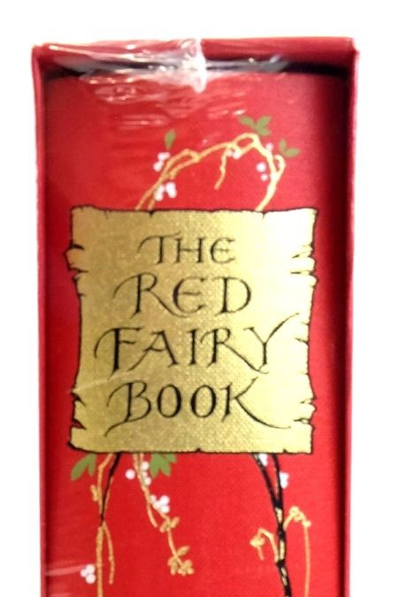 Photo of THE RED FAIRY BOOK written by Lang, Andrew illustrated by Puttapipat, Niroot published by Folio Society (STOCK CODE: 1820252)  for sale by Stella & Rose's Books