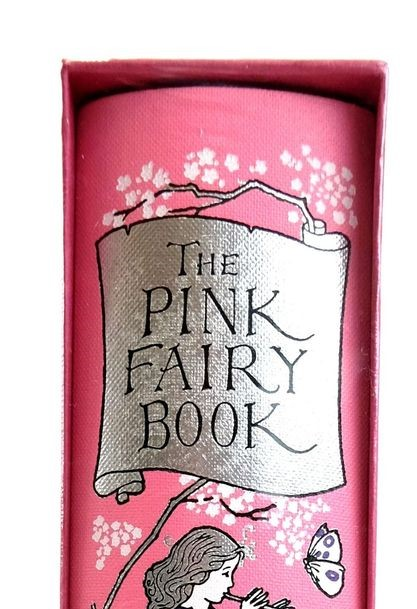 Photo of THE PINK FAIRY BOOK written by Lang, Andrew illustrated by McFarlane, Debra published by Folio Society (STOCK CODE: 1820253)  for sale by Stella & Rose's Books