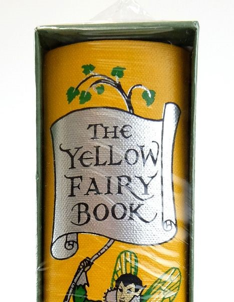 Photo of THE YELLOW FAIRY BOOK- Stock Number: 1820254