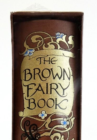 Photo of THE BROWN FAIRY BOOK- Stock Number: 1820256