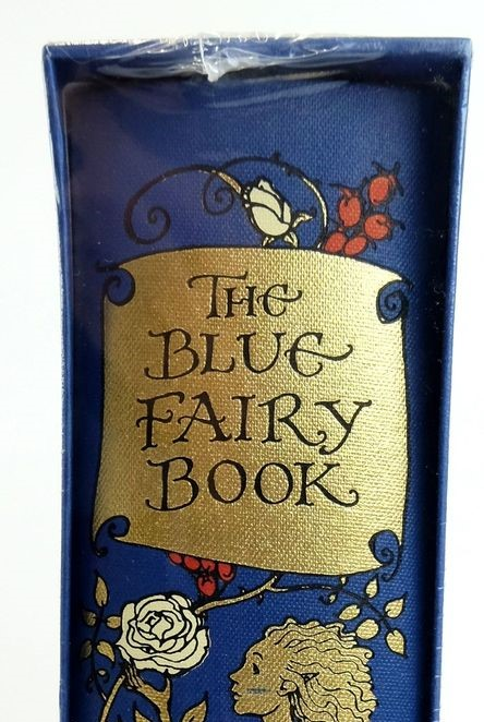 Photo of THE BLUE FAIRY BOOK written by Lang, Andrew