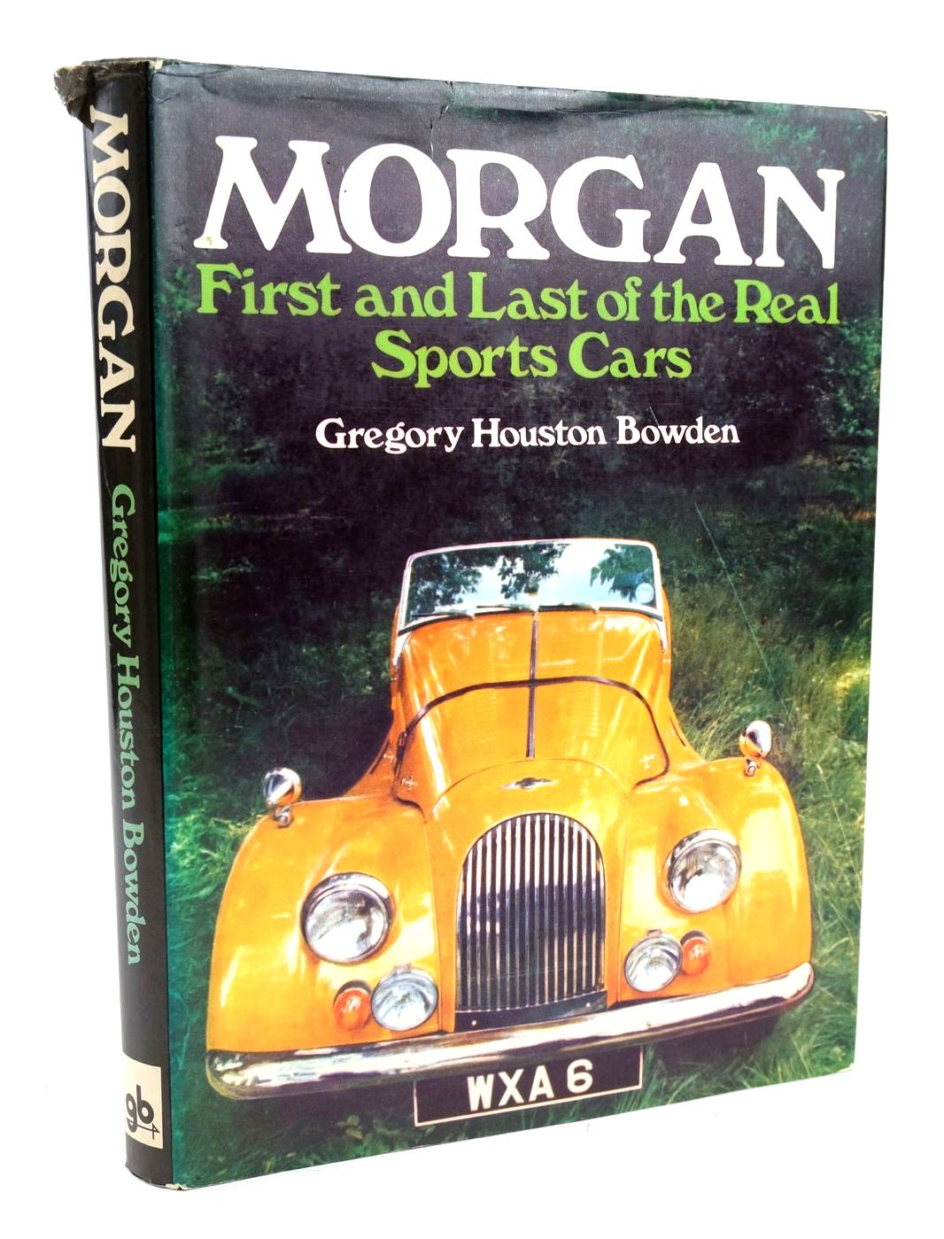 Photo of MORGAN: FIRST AND LAST OF THE REAL SPORTS CARS written by Bowden, Gregory Houston published by Gentry Books (STOCK CODE: 1820260)  for sale by Stella & Rose's Books