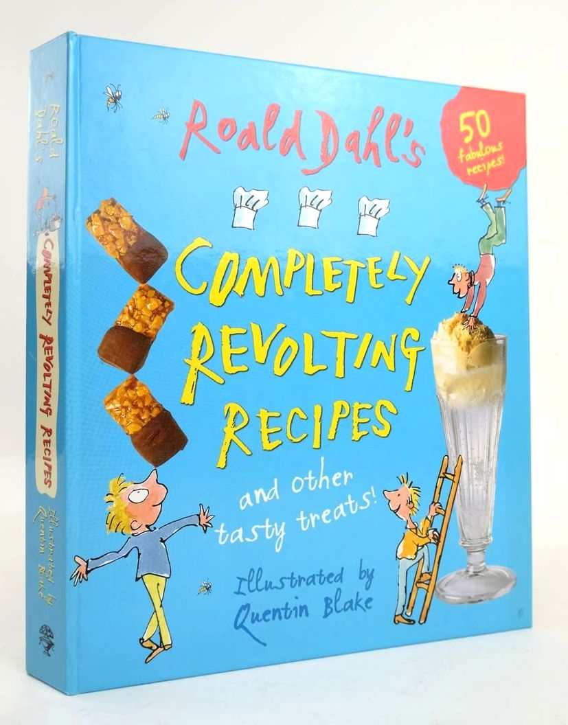 Photo of ROALD DAHL'S COMPLETELY REVOLTING RECIPES- Stock Number: 1820269