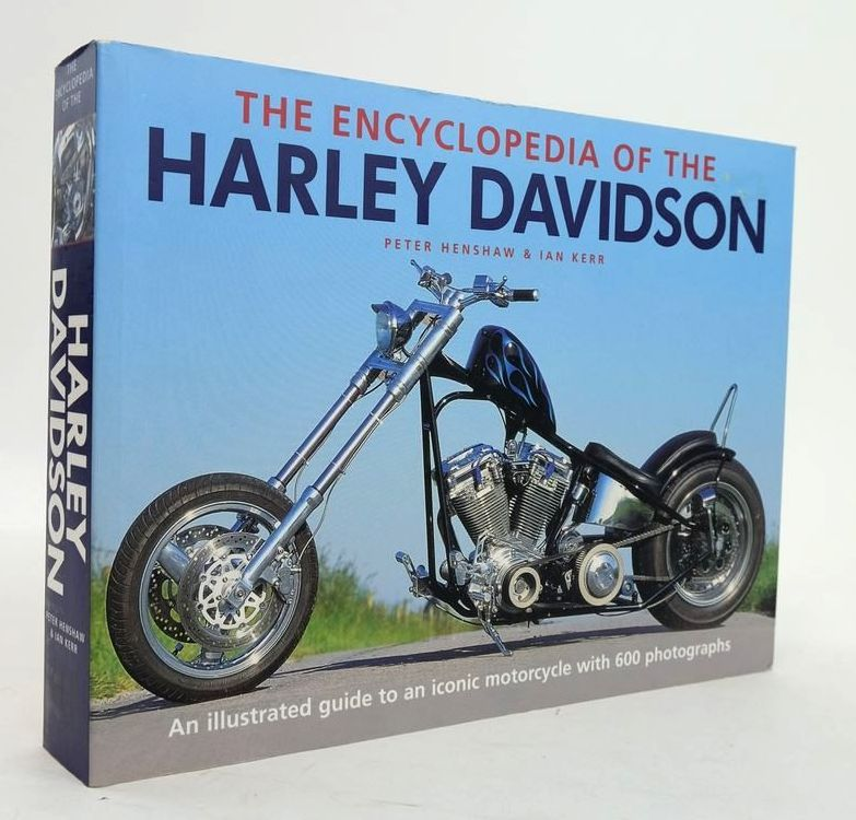 Photo of THE ENCYCLOPEDIA OF THE HARLEY DAVIDSON- Stock Number: 1820271