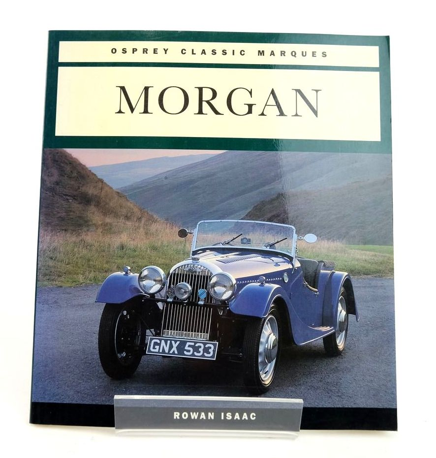Photo of MORGAN (OSPREY CLASSIC MARQUES)- Stock Number: 1820274
