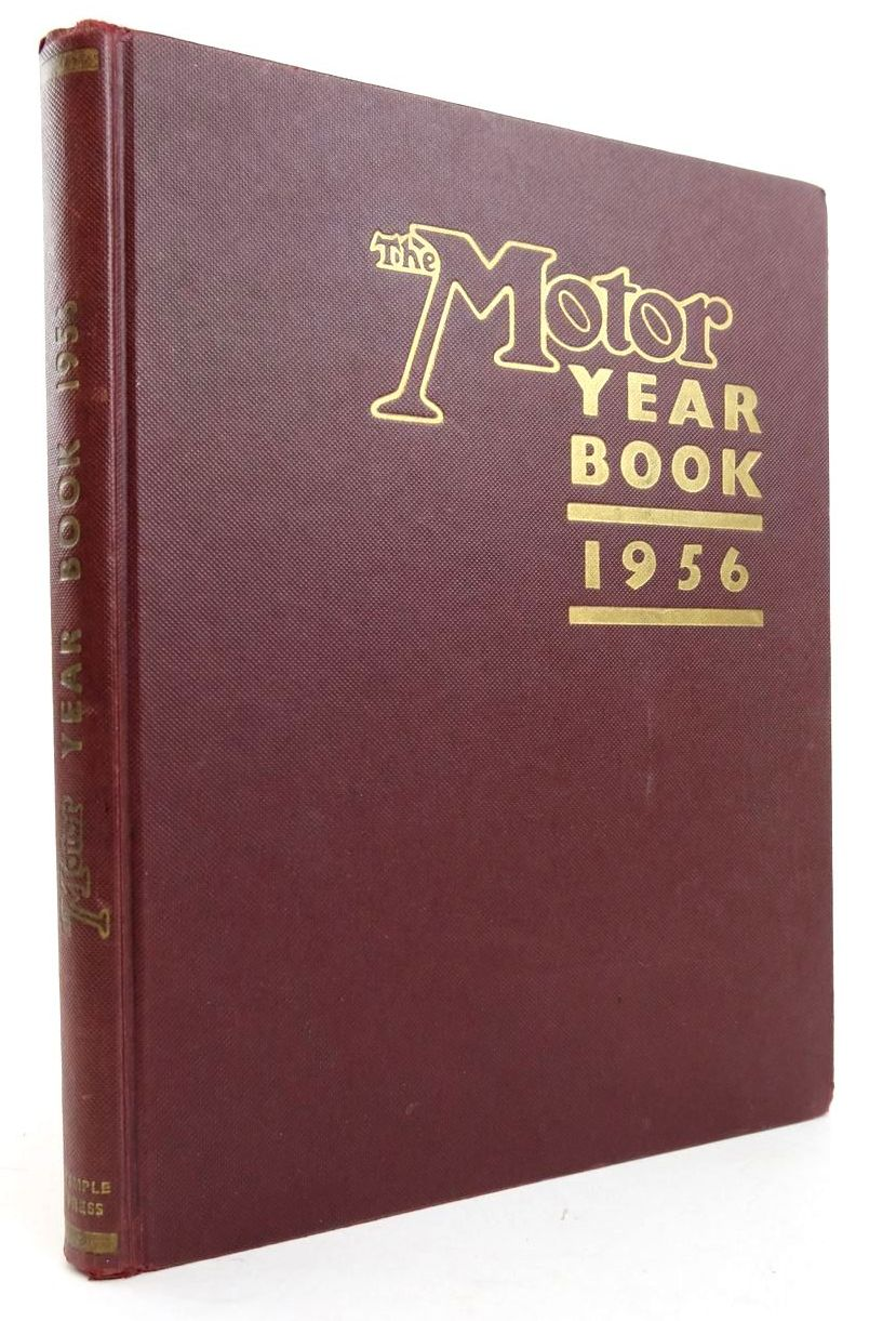 Photo of THE MOTOR YEAR BOOK 1956- Stock Number: 1820277