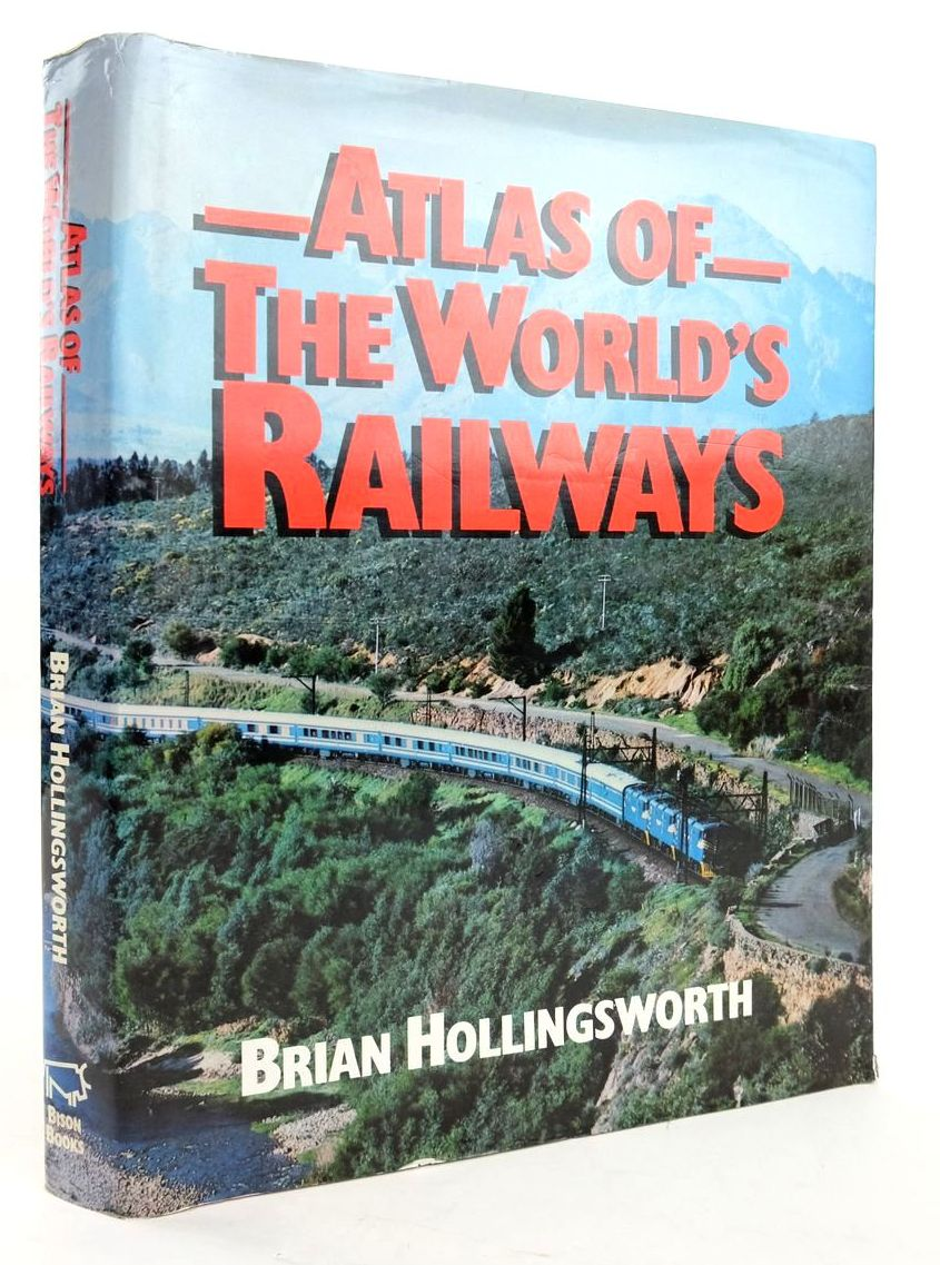 Photo of ATLAS OF THE WORLD'S RAILWAYS- Stock Number: 1820279