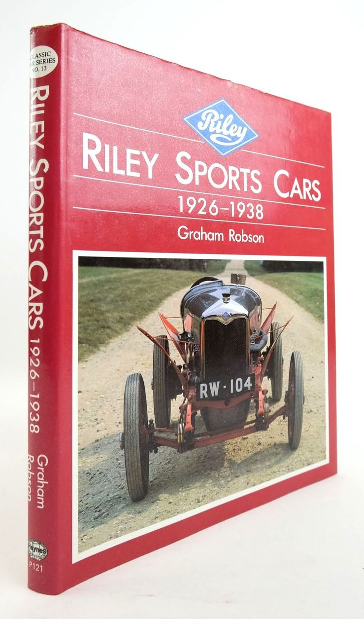 Photo of SPORTING RILEYS written by Robson, Graham published by The Oxford Illustrated Press, Haynes (STOCK CODE: 1820282)  for sale by Stella & Rose's Books